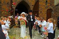 Подготовка к свадьбе в современной Англии
