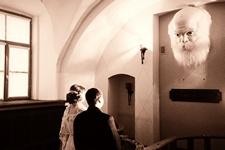 http://libraphoto.com - свадебная фотосессия в полоцком иезуитском коллегиуме