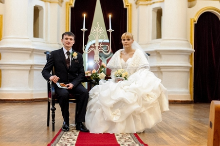 http://libraphoto.com - свадьба Полоцк Софийский собор