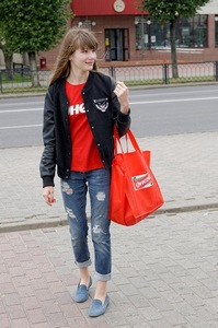 день чипсов в Новополоцке