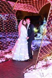 http://libraphoto.com - зимняя свадьба, фотограф Евгений Кормщиков в Полоцке и Новополоцке